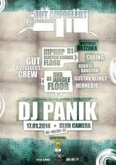 Gut Aufgelegt pres. DJ Panik // Jungle / DNB / Raggatek / HipHop / Dub / Electro Breaks //, 1070 Wien  7. (Wien), 17.01.2014, 22:00 Uhr
