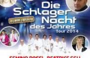 Die Schlagernacht des Jahres Tour 2014, 6020 Innsbruck (Trl.), 25.10.2014, 20:00 Uhr