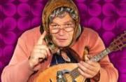 MARKUS HIRTLER als Ermi-Oma, 8020 Graz 17. (Stmk.), 24.03.2014, 09:30 Uhr
