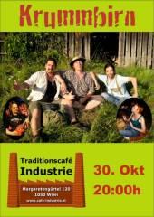 Krummbirn im Industrie!, 1050 Wien  5. (Wien), 30.10.2014, 20:00 Uhr