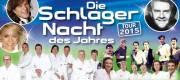 Die Schlagernacht des Jahres - Tour 2015, 6020 Innsbruck (Trl.), 13.05.2015, 20:00 Uhr