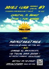 90ies Club: Summer Special #3!, 1020 Wien,Leopoldstadt (Wien), 13.08.2016, 22:00 Uhr