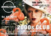 2000s Club mit NAKED CAMEO DJ-Set!, 1160 Wien,Ottakring (Wien), 07.04.2018, 21:00 Uhr