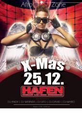 Afrozone X-Mas, 6020 Innsbruck (Trl.), 25.12.2013, 21:00 Uhr