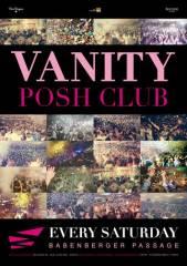 Vanity - The Posh Club // Wir lassen es Konfetti regnen, 1010 Wien  1. (Wien), 30.08.2014, 23:00 Uhr
