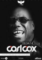 NACHTEULE #5 CARL COX, 1010 Wien,Innere Stadt (Wien), 08.04.2014, 23:00 Uhr