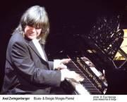 Axel Zwingenberger - The Piano-Blues & The Boogie Woogie, 1060 Wien  6. (Wien), 06.12.2014, 20:00 Uhr