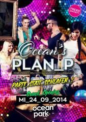 Ocean's_Plan_P, 1200 Wien 20. (Wien), 29.10.2014, 19:00 Uhr