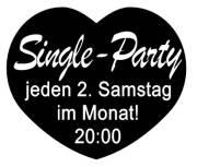 SINGLE-PARTY, 3643 Maria Laach am Jauerling (NÖ), 14.12.2019, 19:00 Uhr