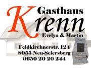 s'Wirtshaus Krenn, 8054 Seiersberg (Stmk.)