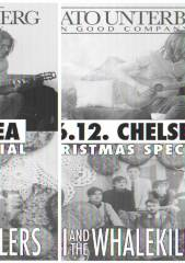 Renato Unterberg + Chili and the Whalekillers - Christmas Special, 1080 Wien  8. (Wien), 16.12.2013, 20:30 Uhr