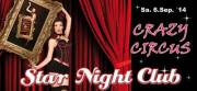 "Star Night Club ""Crazy Circus"", 3500 Krems an der Donau (NÖ), 06.09.2014, 22:00 Uhr"