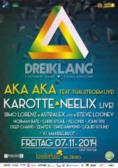 Dreiklang@Kavalierhaus Salzburg, 5020 Salzburg (Sbg.), 07.11.2014, 21:00 Uhr