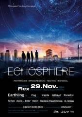 Echosphere / Earthling live, 1010 Wien  1. (Wien), 29.11.2014, 22:00 Uhr