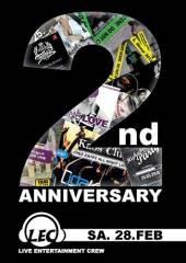 2 Jahre Live-Entertainment-Crew, 2500 Baden (NÖ), 28.02.2015, 22:00 Uhr