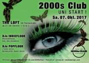 2000s Club: Uni-Start!, 1160 Wien,Ottakring (Wien), 07.10.2017, 21:00 Uhr