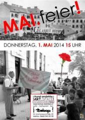 Zum dritten Mal Mai.feier! im Bebop, 1140 Wien 14. (Wien), 01.05.2014, 15:00 Uhr