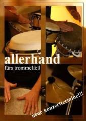 allerhand fürs trommelfell - neues Programm!, 3125 Statzendorf (NÖ), 14.03.2015, 19:00 Uhr
