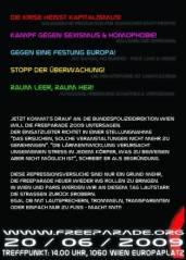 free parade 09, 1060 Wien,Mariahilf (Wien), 20.06.2009, 14:00 Uhr