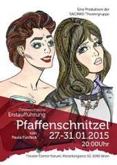Pfaffenschnitzel, 1090 Wien  9. (Wien), 31.01.2015, 20:00 Uhr