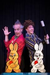 LIRUM LARUM ZAUBERSPIEL Zaubershow für Kinder, 1020 Wien  2. (Wien), 26.04.2015, 14:30 Uhr