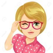 Wenn ich eine Freundin hätte, würde ich nur darauf Wert legen, dass sie blond ist von GKompre