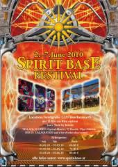 """Spirit Base Festival """"Desert Trip"""", 2320 Rauchenwarth (NÖ), 07.06.2010, 12:00 Uhr"""