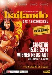 Bailando - das Tanzmusical, 2700 Wiener Neustadt (NÖ), 15.03.2014, 19:30 Uhr