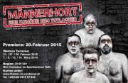 Männerhort eine Komödie zum Totlachen, 6410 Telfs (Trl.), 13.03.2015, 20:00 Uhr