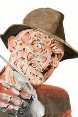 Freddy Krueger ist ein freund von mir von M aanuel