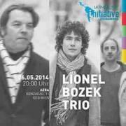 Lionel Bozek Trio, 1010 Wien  1. (Wien), 06.05.2014, 20:00 Uhr