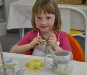 """Kinder-Kreativ-Kurs """"Osterhäferl bemalen"""", 3943 Schrems (NÖ), 15.04.2014, 14:00 Uhr"""