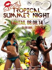 Exzess! Tropical Summer Night, 1090 Wien  9. (Wien), 08.08.2014, 21:00 Uhr