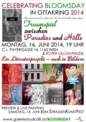 Celebrating Bloomsday in Ottakring 2014, 1160 Wien 16. (Wien), 31.07.2014, 00:00 Uhr