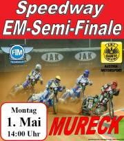 Europameister Speedway Semifinale, 8480 Mureck (Stmk.), 01.05.2017, 14:00 Uhr