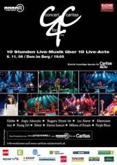 C4C Concert for Caritas, 8010 Graz  1. (Stmk.), 06.11.2009, 19:00 Uhr