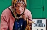 Markus Hirtler als Ermi-Oma, 4400 Steyr (OÖ), 02.04.2014, 19:30 Uhr
