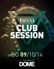 Vienna Club Session, 1020 Wien  2. (Wien), 09.10.2014, 22:00 Uhr