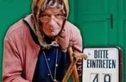 Markus Hirtler als Ermi-Oma, 9300 St. Veit an der Glan (Ktn.), 21.05.2014, 19:30 Uhr