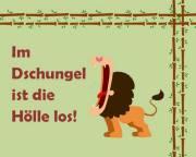 Kindermusical - Im Dschungel ist die Hölle los, 6293 Tux (Trl.), 23.05.2014, 19:00 Uhr