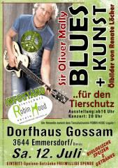 Blues , 3644 Emmersdorf an der Donau (NÖ), 12.07.2014, 16:00 Uhr
