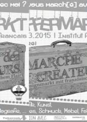 Marché des créateurs a la valise : Designmarkt mit französischem Flair packt den Koffer ein, 1090 Wien  9. (Wien), 20.03.2015, 16:00 Uhr
