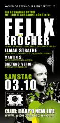 FeliX KröcheR, 8262 Ilz (Stmk.), 03.10.2009, 21:00 Uhr