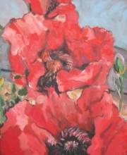 Acrylmalen mit Mag. art Cermak-Simakova, 2460 Bruck an der Leitha (NÖ)