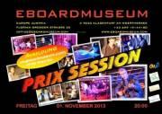 Prix Session - Die allerheiligste Show ín Town, 9020 Klagenfurt  1. (Ktn.), 01.11.2013, 20:00 Uhr
