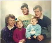 Familie von johann