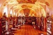 Stift Vorau, Bibliothek, 8250 Vorau (Stmk.)