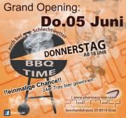 BBQ Time - Grand Opening, 8010 Graz  2. (Stmk.), 05.06.2014, 18:00 Uhr