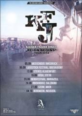 Kaiser Franz Josef LIVE, 8020 Graz 14. (Stmk.), 03.10.2014, 19:00 Uhr
