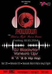 Showdown  im Roxy!, 1040 Wien  4. (Wien), 10.10.2014, 22:30 Uhr